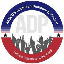 American Democracy Project of IU South Bend  logo