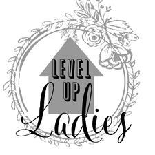 Level Up Ladies  logo