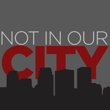 Not In Our City 5K logo