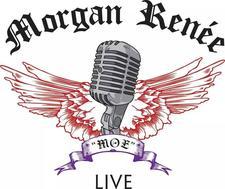 Morgan Renee Live  logo