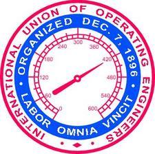 I.U.O.E. Local 68 logo