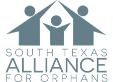 South Texas Alliance for Orphans logo