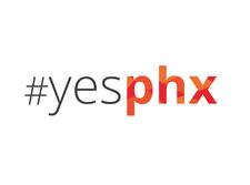 #yesphx, Ryan Smith logo
