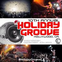 Holiday Groove at Create December 4th Spark of Love...