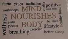 Mind Nourishes Body logo