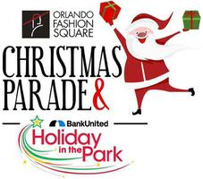 Orlando Fashion Square Christmas Parade
