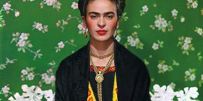 The style, loves and art of Frida Kahlo - with Marie-Anne Mancio
