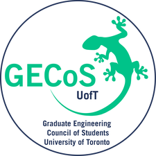 GECoS (Graduate Engineering Council of Students) logo