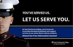 Military/Veteran Info Session