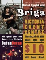 Briga and Bucan Bucan, Victoria July 19