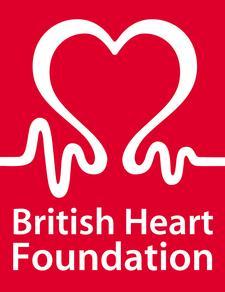 British Heart Foundation (East Midlands) logo