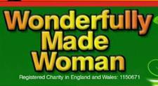 Wonderfully made woman logo