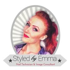 Emma Wakefield, Owner of Styled by Emma logo