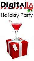 Digital LA - Holiday Party 2013