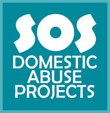 SOS Domestic Abuse Projects logo