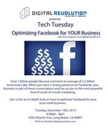 Optimizing Facebook for YOUR Business