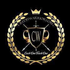 CREDIT WARRIORS/ LUXE-WEALTH logo