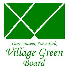 Cape Vincent Village Green logo