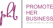 Promote Her Business logo