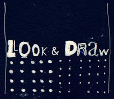 look and draw logo