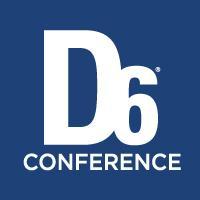 D6 Conference logo