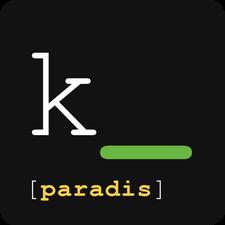 Kodeklubb Paradis logo