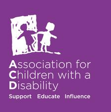 The Association for Children with a Disability logo