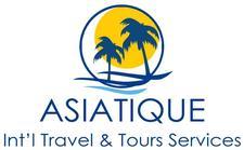 ASIATIQUE INT'L TRAVEL & TOURS logo