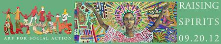 RAISING SPIRITS: ArtCorps' Annual Fiesta