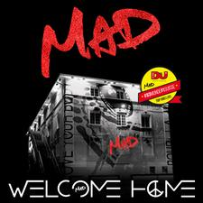 MAD CLUB, LAUSANNE - INVITATIONS - logo