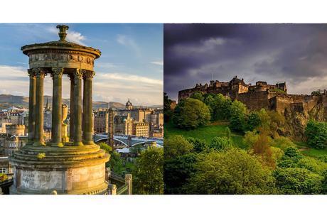 Virus Safe Outdoor Edinburgh Treasure Hunt