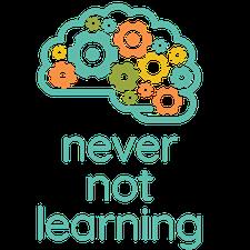 Never Not Learning logo