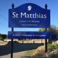 St. Matthias' Church logo