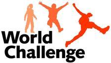 Rebecca's World Challenge logo
