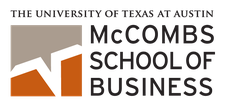McCombs School of Business at the University of Texas at Austin logo