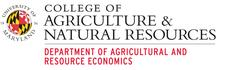 Department of Agricultural and Resource Economics logo