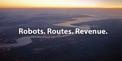 Robots. Routes. Revenue.