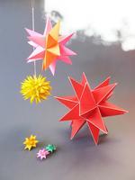 ETSY LAB 3D Weihnachtssterne im Modulor