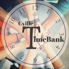 Cville TimeBank logo