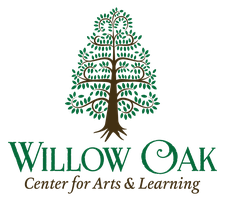 Willow Oak Center for Arts & Learning logo