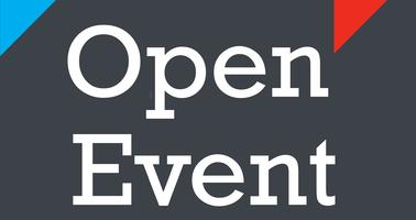 Saturday Open Event