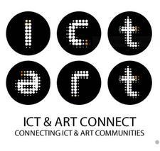 ICT & Art Connect Initiative logo