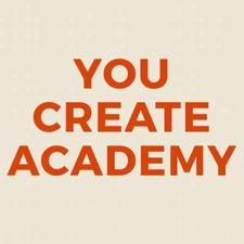 You Create Academy at Studio Space logo