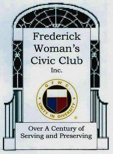 Frederick Woman's Civic Club, Inc. logo