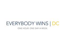 Everybody Wins! DC logo