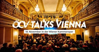 ÖCV Talks Vienna