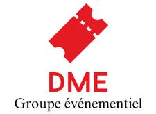 DME événementiel logo