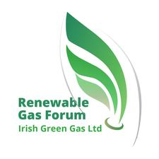 Renewable Gas Forum Ireland & Dena, the German Energy Agency logo