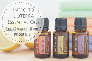 Intro to doTERRA Essential Oils: Why are Essential...