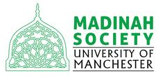 Madinah Society University of Manchester logo